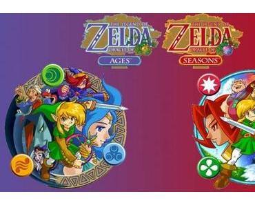The Legend of Zelda: Oracle of Ages / Oracle of Seasons