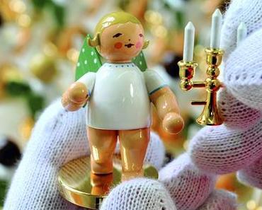 Pflegetipps für die Engel aus der Goldedition von Wendt & Kühn