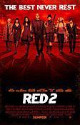 R.E.D.2: Die Besten kommen einfach nicht zur Ruhe in den neuen TV-Spots