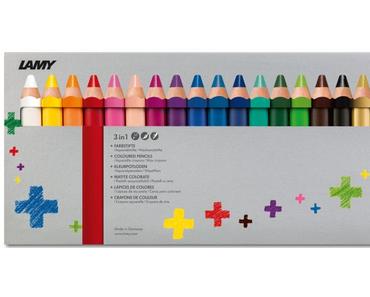 Buntstifte von Lamy – 90 Kinder sagen JA!