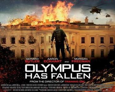 Review: OLYMPUS HAS FALLEN – America, Fuck Yeah!