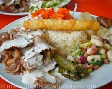 Türkischer Spezial-Teller