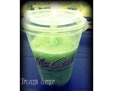 Apple Slush bei Mc Donalds