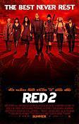 R.E.D. 2: Die Ex-CIA-Stars im Rampenlicht zweier neuer Spots