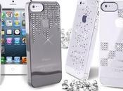 Puro iPhone Handyhüllen Swarovski Kristallen