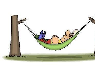 Ausspannen in der Sommerzeit … (1. Tag)