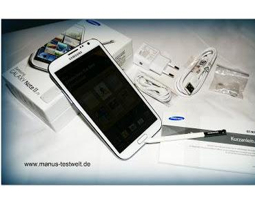 Samsung Galaxy Note 2 im Test