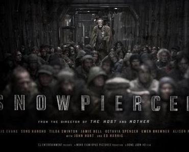 Trailerpark: Dieser Zug fährt auch bei Eis - Trailer zur Comicverfilmung SNOWPIERCER