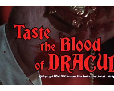 Review: DAS BLUT VON DRACULA - Der Serie fehlt frisches Blut