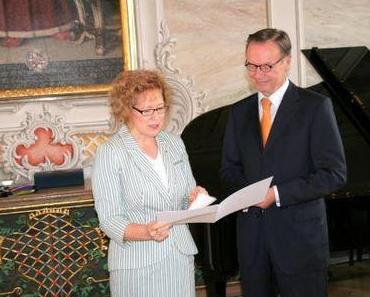 ADD-Zentralabteilungsleiter Dr. Otmar Mick in den Ruhestand verabschiedet