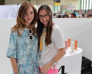 lauscho meets Chiara Ferragni @ Sal y Limon