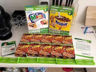 Nestle Cereals mit neuer Rezeptur - Test von Coolbrandz