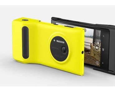 Nokia präsentiert – das neue Nokia Lumia 1020
