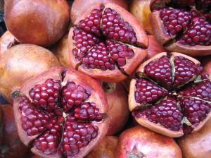 Granatapfel für Gaumen und Gesundheit