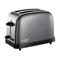 Toaster: Russell Hobbs 18954-56 Storm grey