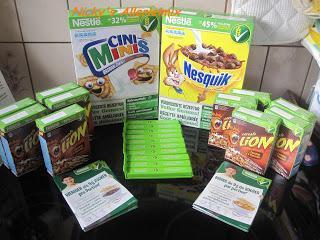 Produktetest: Nestlé Cereals mit neuer Rezeptur voller Genuss
