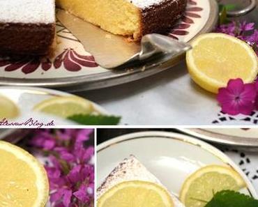 [backen] fruchtiger Zitronenkuchen