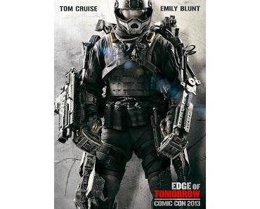 Edge of Tomorrow: Das erste Poster zu Tom Cruise neuem SciFi Blockbuster