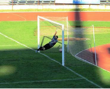 Die Copa Chile: Von Pokalfieber keine Spur.