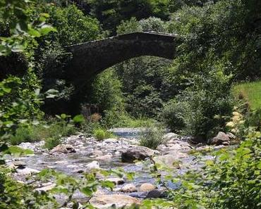 Natur pur am Comer See - das Val Sanagra bei Menaggio