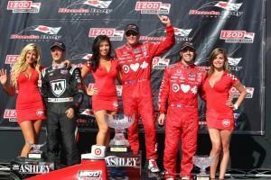 IndyCar: Dixon dominiert in Toronto