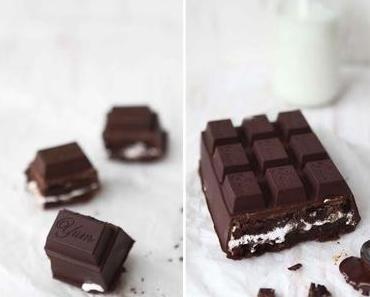 Sweet Seduction - caramel marshmallow brownie chocolate bar