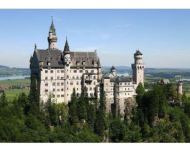 Schloss Neuschwanstein - Teil 1