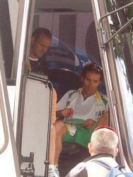 Radrennfahrer Santiago Botero