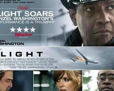 Review: FLIGHT - Ein Film mit Sturzflug im doppelten Sinne