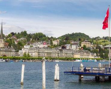 Kurz Wandern um Vitznau und die Rigi-Scheidegg