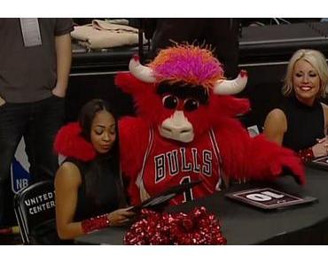 Best of Benny the Bull – Maskottchen der Chicago Bulls