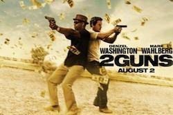 2 Guns: Erster Red-Band Trailer und massig Clips zum Action Film mit Denzel Washington und Mark Wahlberg