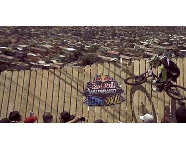 Mountainbiken in Chile – Red Bull Valparaiso Cerro Abajo 2013