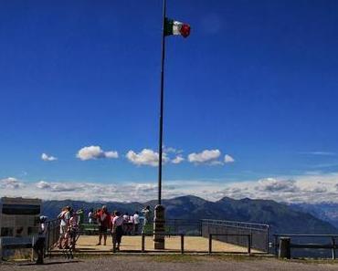 """Vom Comer See zum """"Balkone d'Italia"""""""