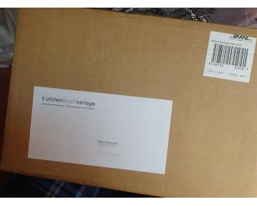 Mein Buchpaket ist angekommen