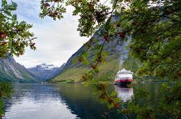 Hurtigrouten News:  Neues Programm: Hurtigruten und der goldene Herbst