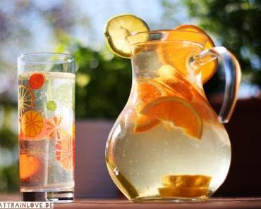 Erfrischende Sommerdrinks als Clean Eating Alternative