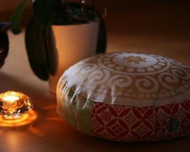 Wunderschöne Meditationskissen für die Seele von Linda Thiele