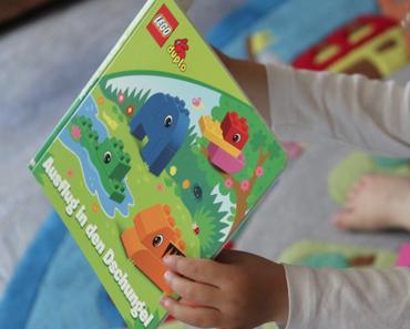 Gewinnt LEGO DUPLO Lese- und Bauspaß