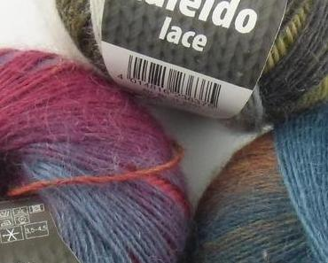 Austermann Caleido – Lace und Chunky