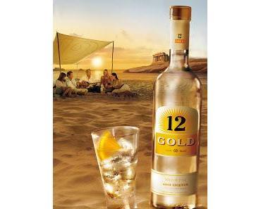 Ouzo 12 Gold - Der milde Anislikoer