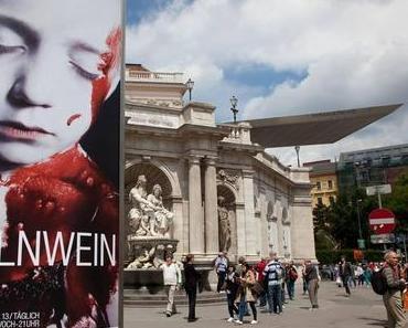MEHR BESUCHER ALS BEI DÜRER: HELNWEIN IN DER ALBERTINA