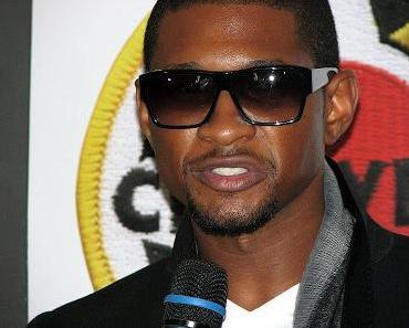 Usher: Ex beantragt Sorgerecht nachdem sein Sohn fast ertrunken wäre
