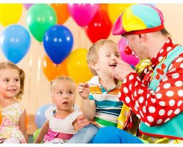 Kindergeburtstage und Feste feiern