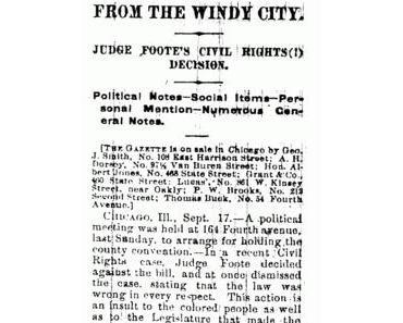 """Warum wird Chicago """"Windy City"""" genannt?"""
