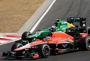 Formel 1 – Die Halbzeitanalyse: Marussia und Caterham