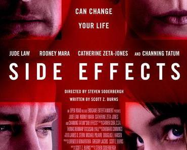 Review: SIDE EFFECTS - Zu Risiken und Nebenwirkungen fragen Sie ihren Psychologen