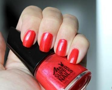 Manhattan & Playboy SUPER NAILS! 'Redtastic'