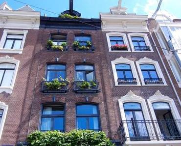 Amsterdam, Nachos und die Charts