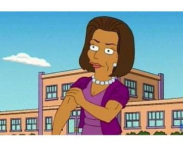Michelle Obama: Veggie Luv